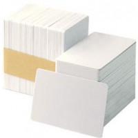 כרטיסי PVC לבנים