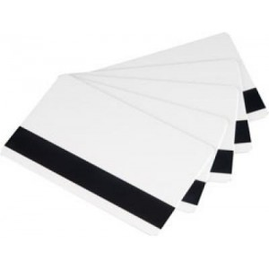Blanked PVC Cards with Magnetic Strip