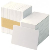 Blanked PVC Cards