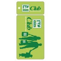 Card + One operation Key tag